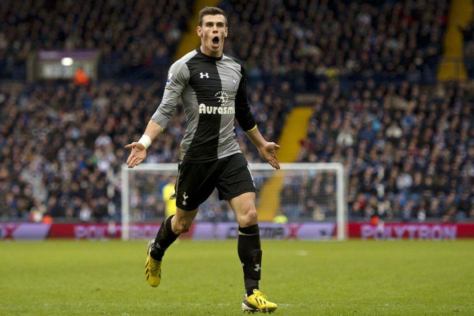 Gareth Bale... (PHOTO ARCHIVES AFP)