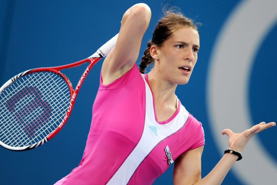 Andrea Petkovic... (PHOTO WILLIAM WEST, ARCHIVES AFP)