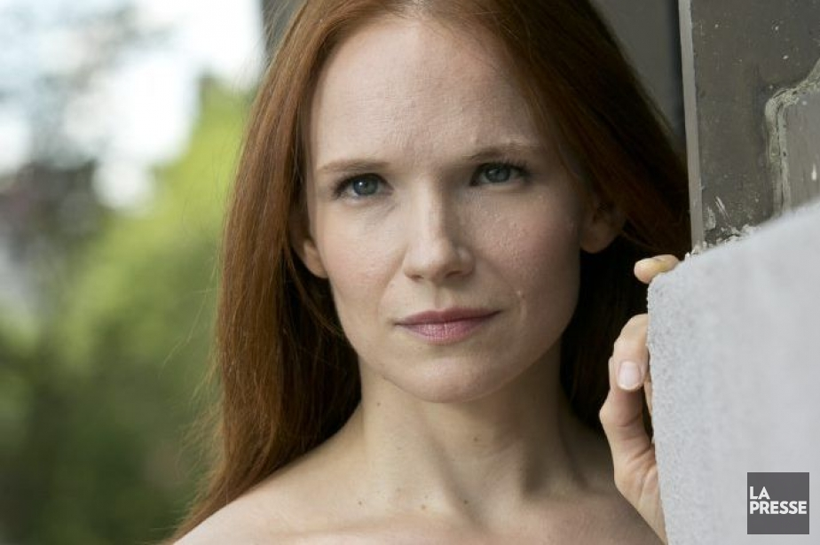 Dans Imaginaerum, Marianne Farley interprète Gem, la fille... (PHOTO HUGO-SÉBASTIEN AUBERT, LA PRESSE)