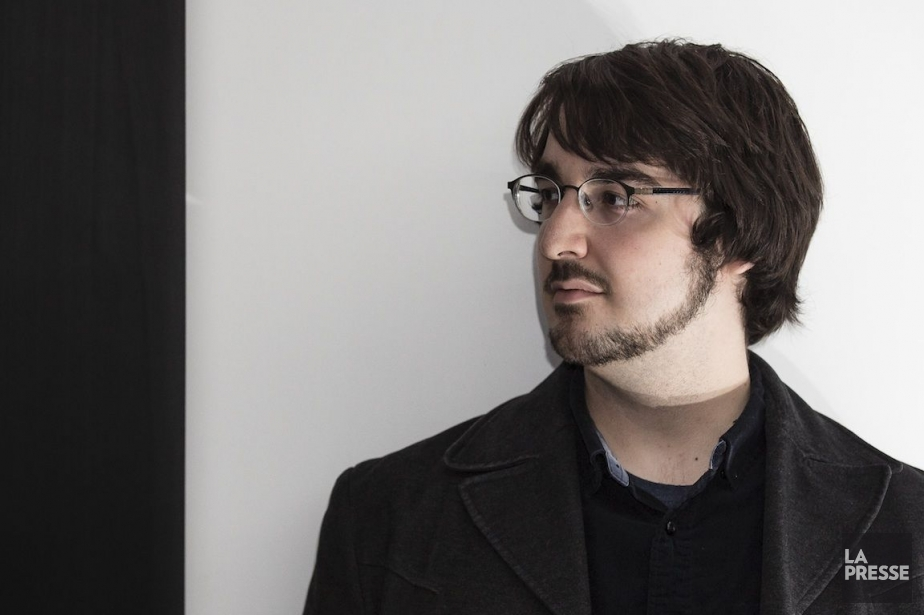 Charles Richard-Hamelin... (Photo: Olivier Pontbriand, archives La Presse)