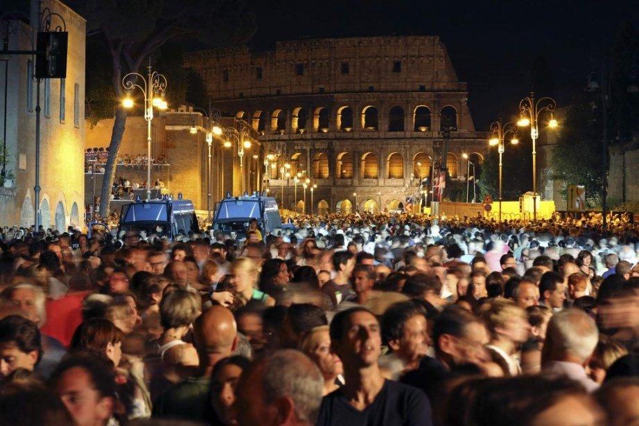 De nombreuses manifestations artistiques, des concerts, spectacles et... (PHOTO ALESSANDRO BIANCHI, REUTERS)