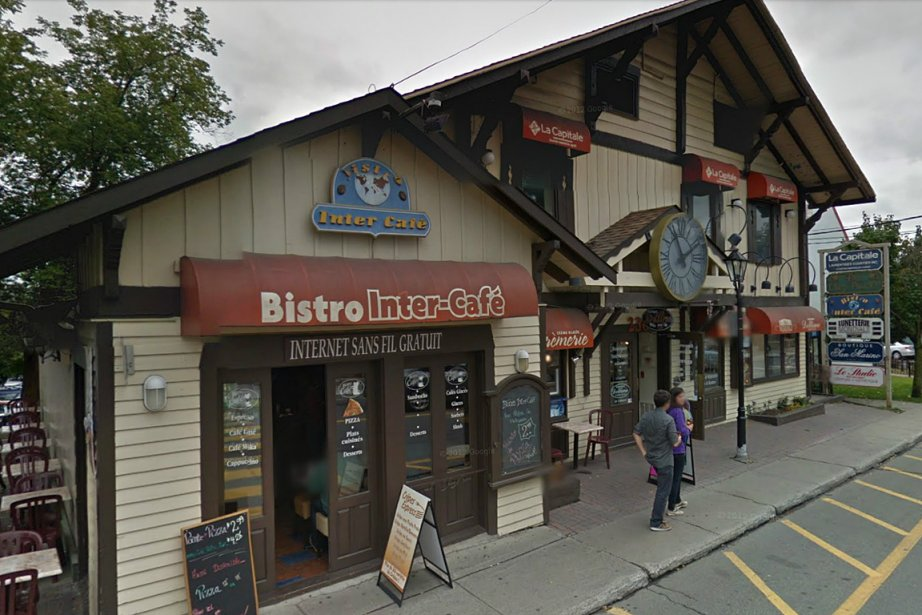 Le Faubourg St-Sauveur, sur la rue Principale, abrite... (maps.google.ca)