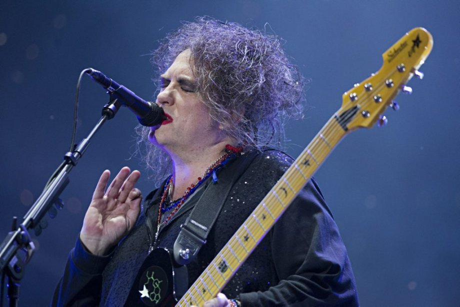 Spectacle de The Cure... | 2013-08-04 00:00:00.000