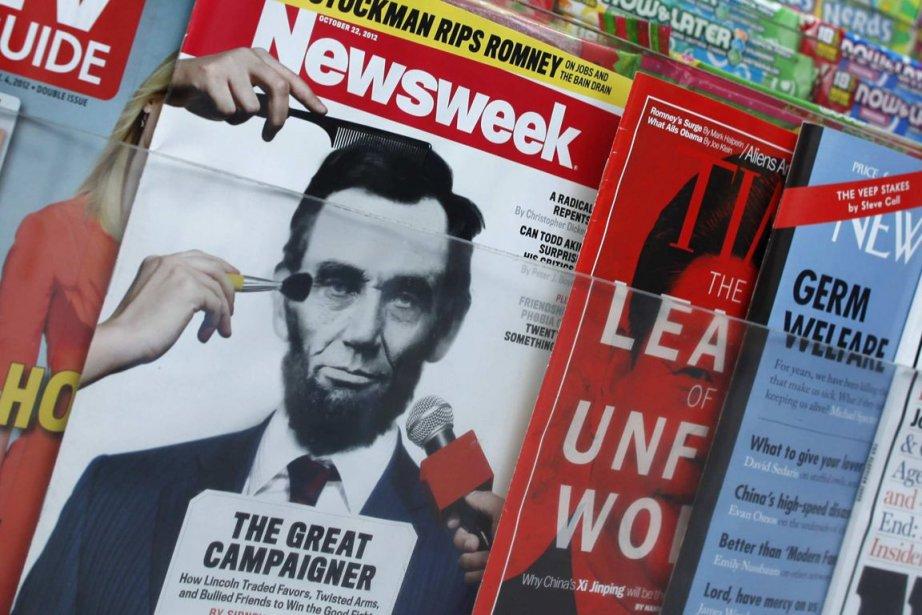 L'avenir de Newsweek demeurait incertain depuis que le... (PHOTO CARLO ALLEGRI, AFP)