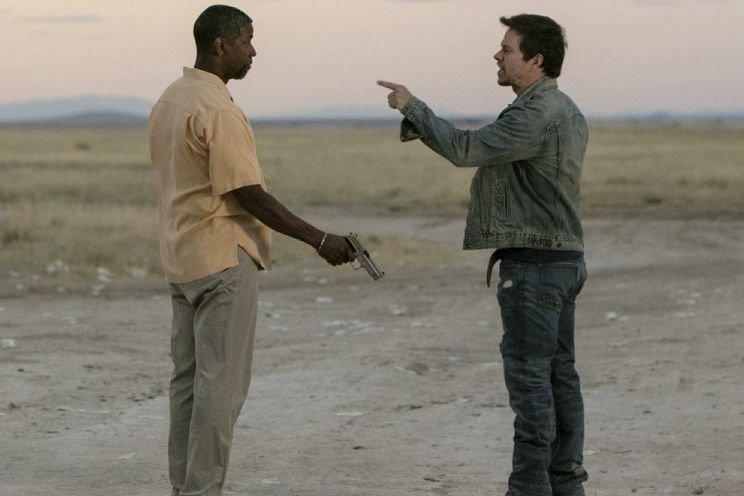 Denzel Washington et Mark Wahlberg dans 2 Guns.... (Photo: fournie par Films Séville)