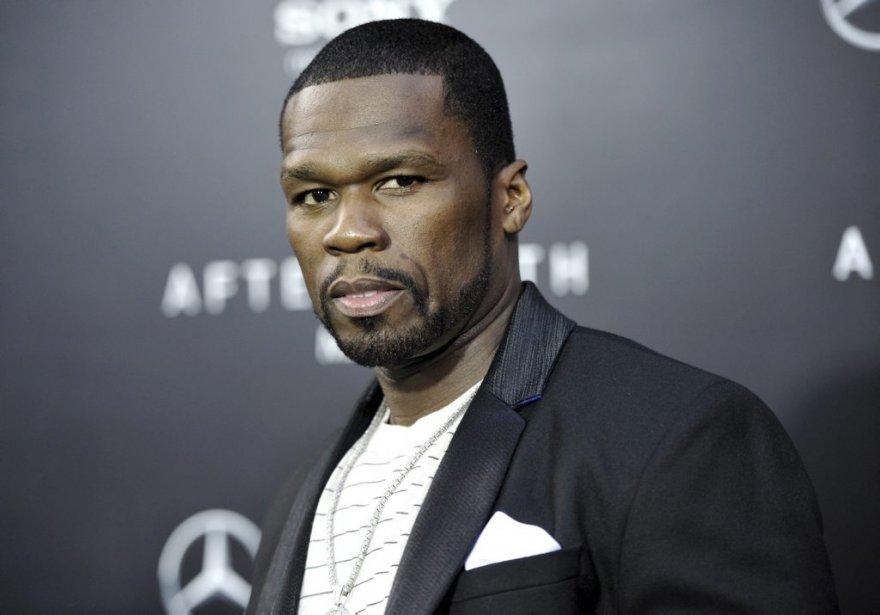 50 Cent... (Photo: archives AP)
