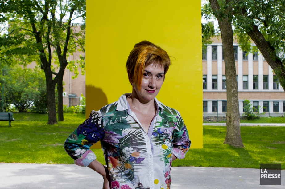 Isabelle Vincent... (Photo: Marco Campanozzi, La Presse)