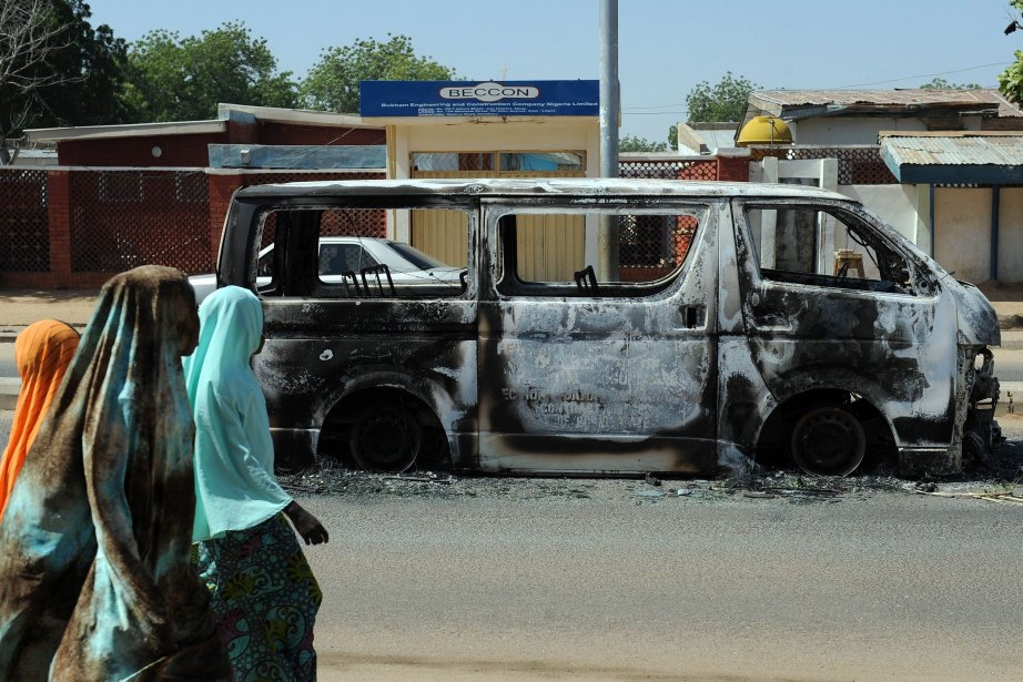 La procureure de la Cour pénale internationale a... (Photo PIUS UTOMI EKPEI, AFP)