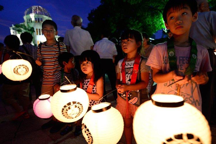 Des dizaines de milliers de personnes se sont rassemblées mardi... (Photo: AFP)