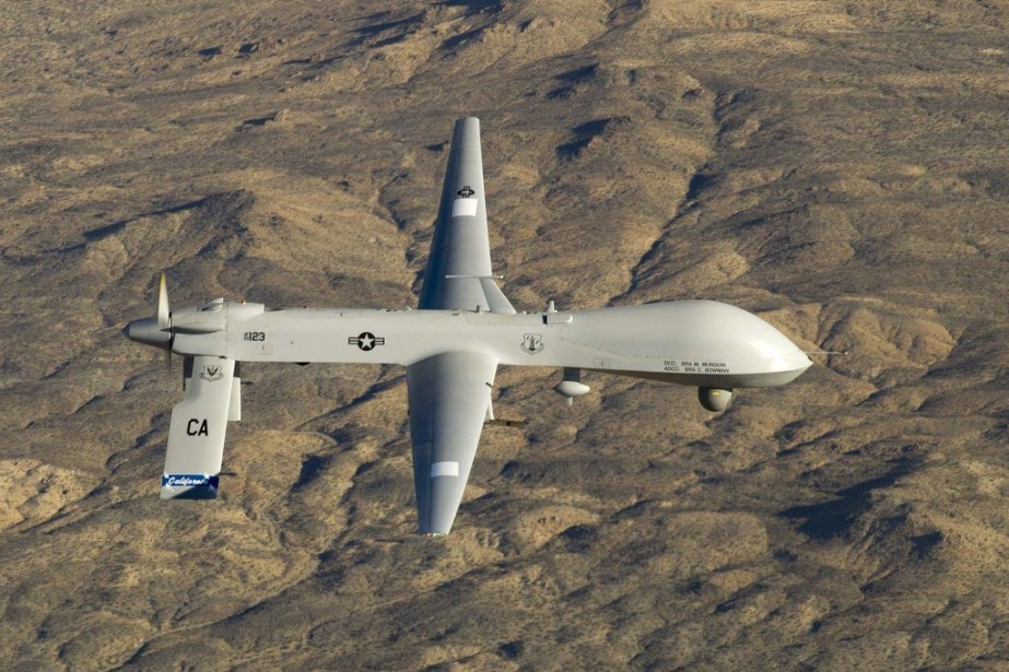 Un drone américain MQ-1 Predator.... (Photo Reuters)