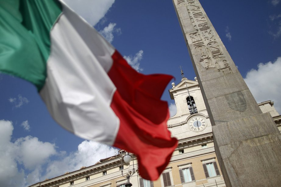 La baisse du PIB italien semble en cours... (PHOTO TONY GENTILE, REUTERS)