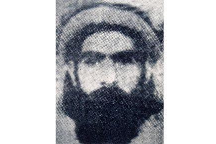 Le chef suprême des talibans, le mollah Omar.... (Photo: Archives AP)