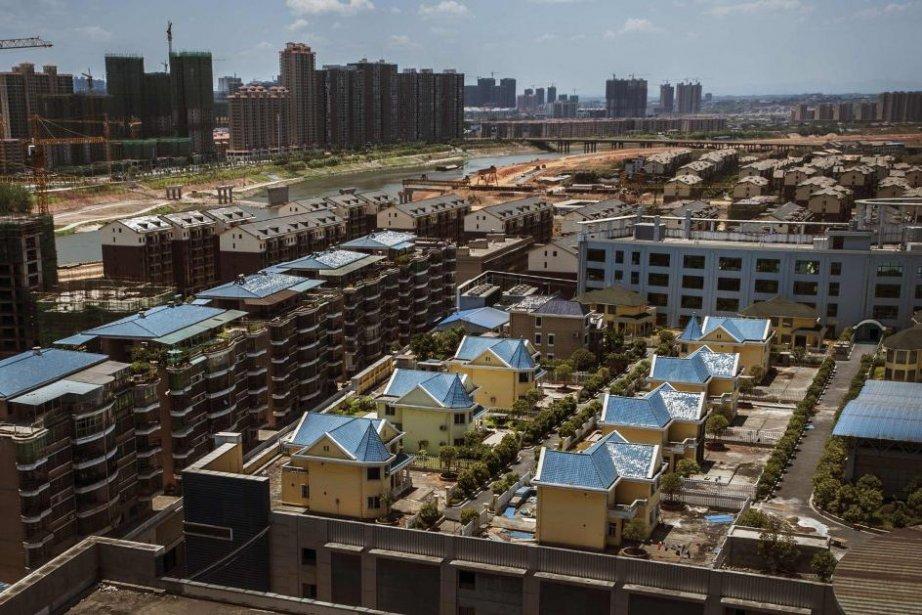 Ces résidences, réparties sur une surface équivalente à... (Photo Reuters)