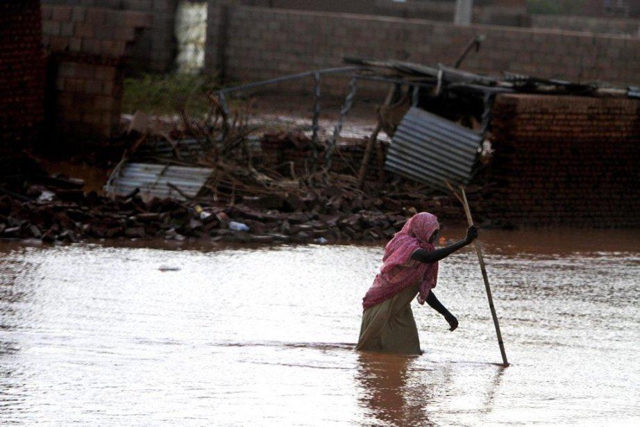 Selon OCHA, citant des chiffres du Croissant-Rouge soudanais... (Photo Abd Raouf, Associated Press)