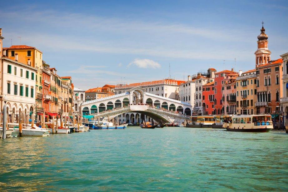Venise, Italie.... (Photos.com)