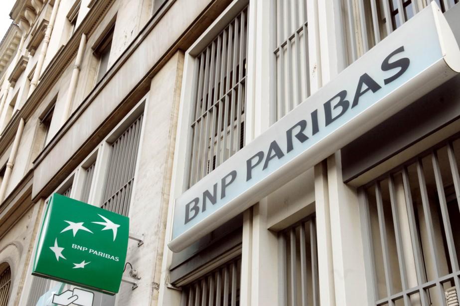 Ce diagnostic concerne BNP Paribas, HSBC et Royal... (PHOTO ERIC PIERMONT, ARCHIVES AFP)