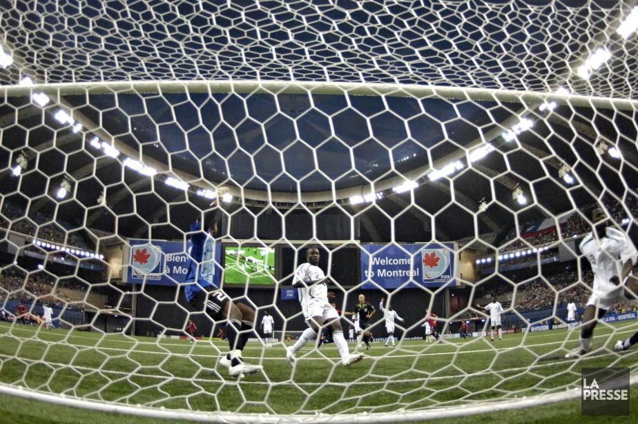 Montréal aura droit à la finale féminine U-20... (Photo Bernard Brault, archives La Presse)