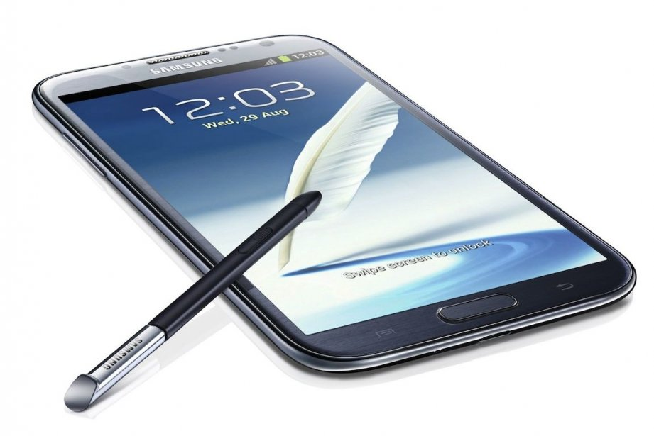 Un successeur au Samsung Galaxy Note III pourrait... (Photo Samsung)