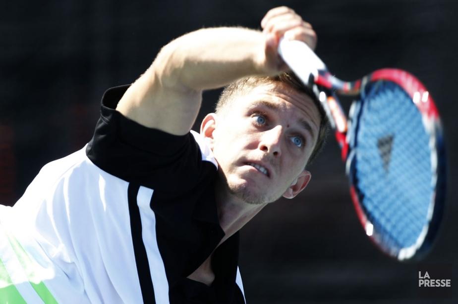Filip Peliwo a vaincu le 39e joueur au... (Photo Olivier Jean, La Presse)