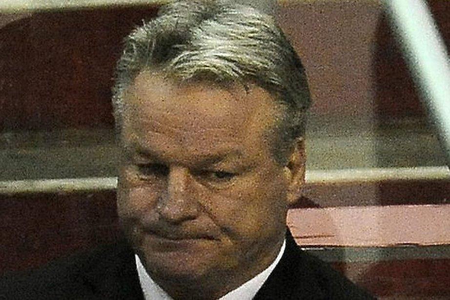 L'entraîneur canadien Dale Hunter a reconnu que son... (Photo : Richard Lipski, archives AP)