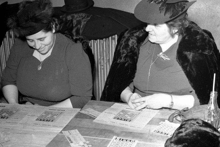 La minisérie Bingo, qui sera présentée à compter... (Photo: fournie par Historia)