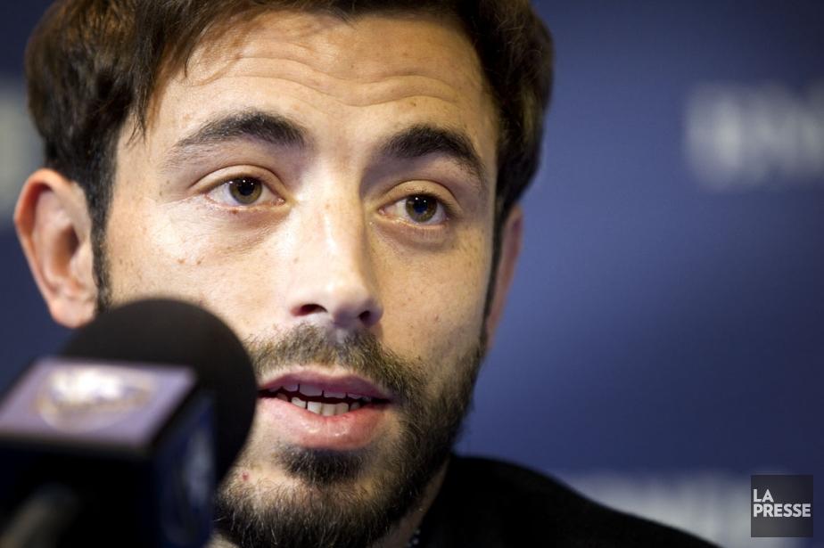 Hernan Bernardello devrait théoriquement jouer son premier match... (Photo : Marco Campanozzi, La Presse)