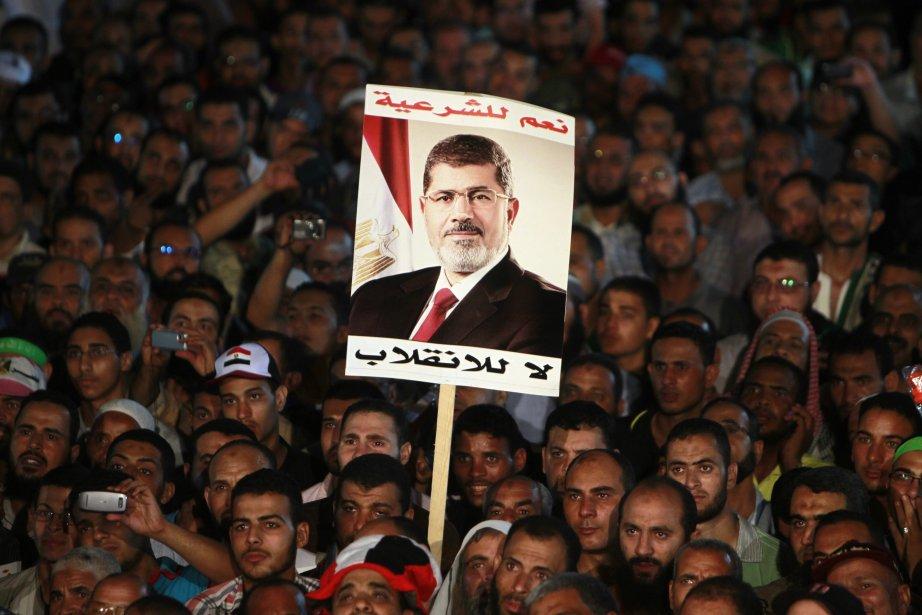 La communauté internationale redoute un bain de sang... (Photo Mohamed Abd El Ghany, Reuters)