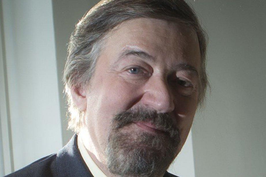 Selon l'acteur et écrivain britannique Stephen Fry, un... (Photo : Joel Ryan, archives AP)