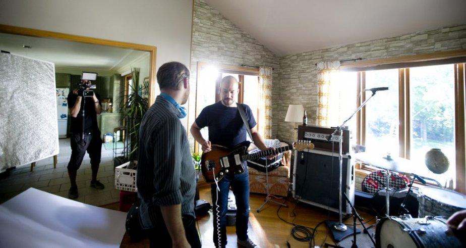 Stéphane Lafleur et Marc-André Grondin | 7 août 2013