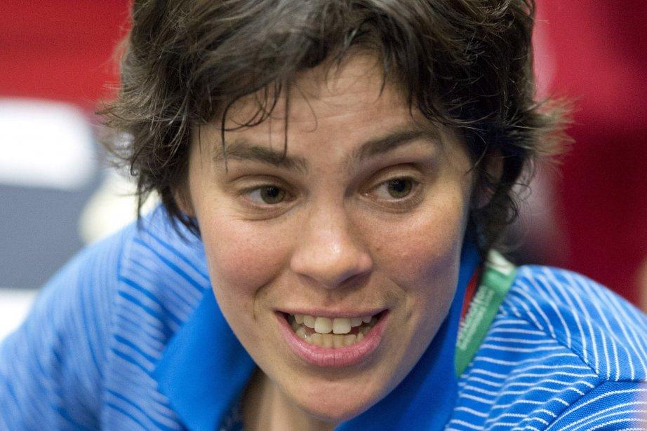 Martine Dugrenier... (Photo Jacques Boissinot, archives La Presse Canadienne)