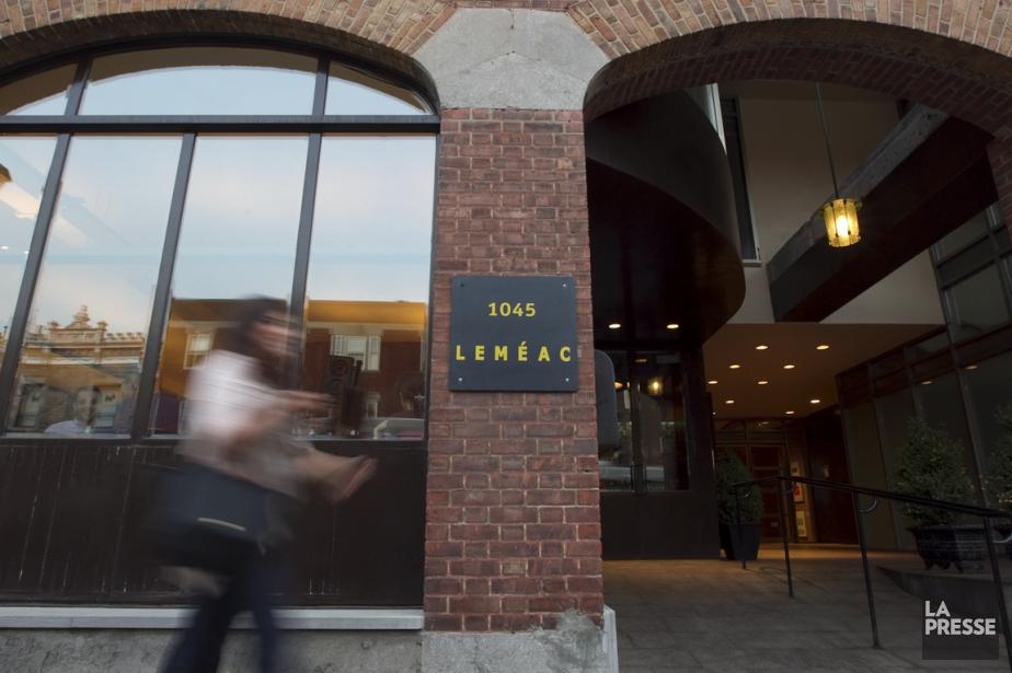Restaurant Leméac... (Photo archives La Presse)