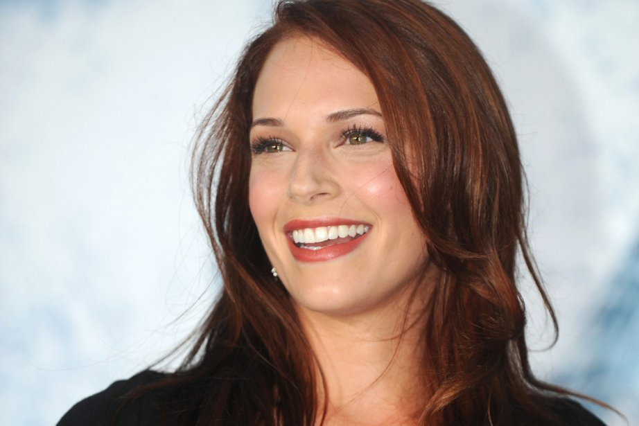 Amanda Righetti... (Photo: AP)
