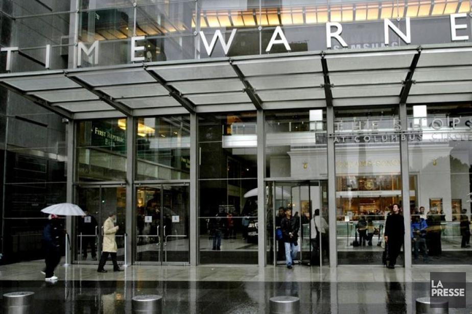 Time Warner a décidé de reporter «au début... (Photo Archives Reuters)