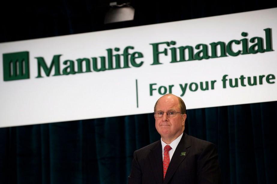 Donald Guloien, président et chef de la direction... (PHOTO ARCHIVES LA PRESSE CANADIENNE)