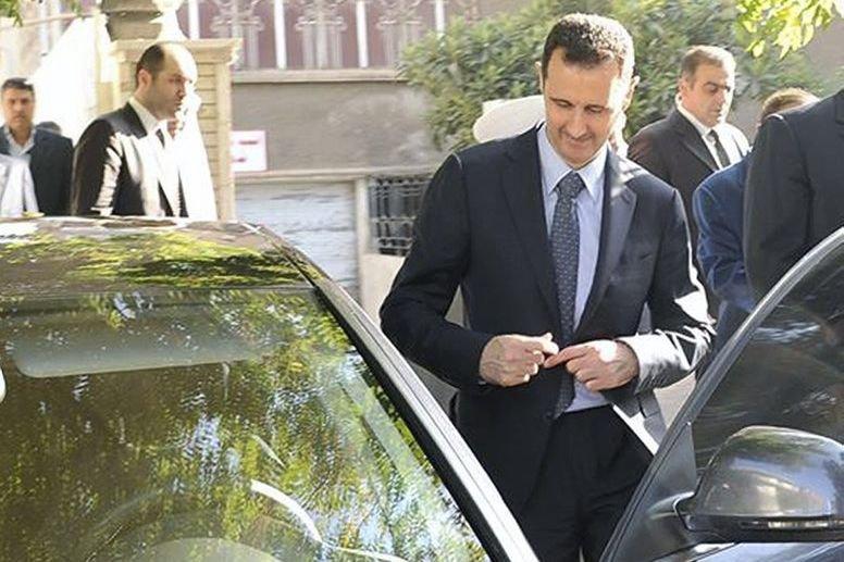 Cette photo difusé sur la page officiel de... (Photo Agence France-Presse/Facebook)