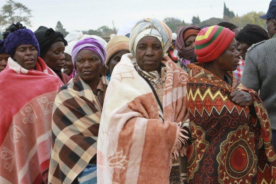La capitale Harare concentre le plus grand nombre... (Photo Tsvangirayi Mukwazhi, Associated Press)