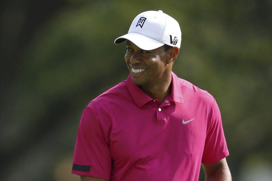 Le dernier titre majeur de Tiger Woods remonte... (Photo Mathieu Bélanger, Reuters)