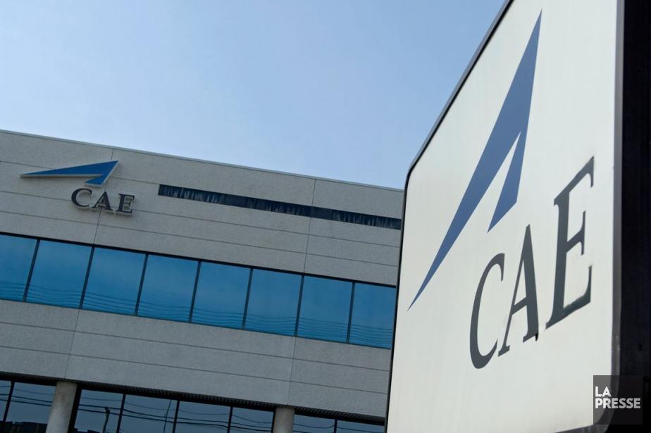 CAE est un chef de file mondial en... (PHOTO IVANOH DEMERS, ARCHIVES LA PRESSE)