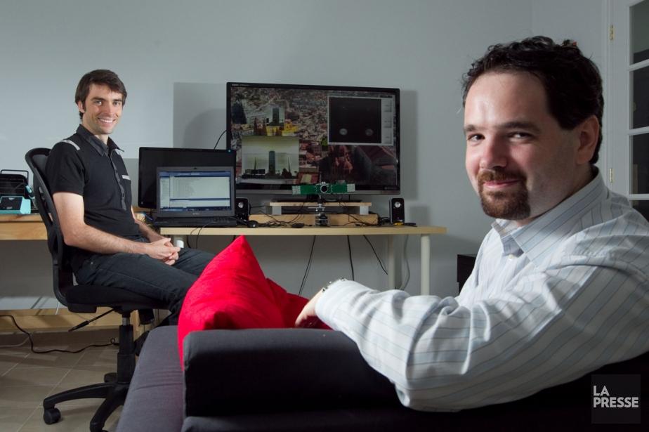 TandemLaunch se définit comme un créateur d'entreprises en... (PHOTO HUGO-SÉBASTIEN AUBERT, LA PRESSE)
