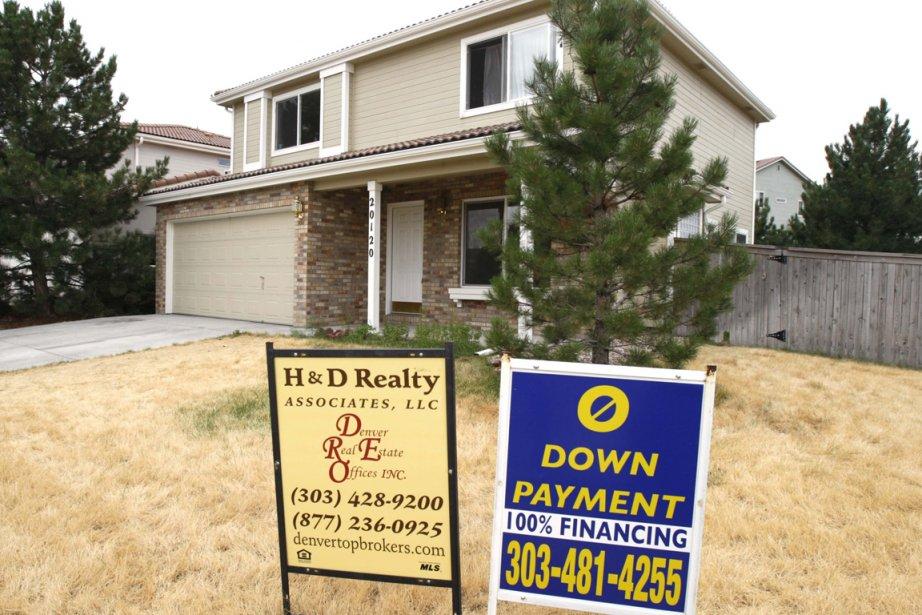 Les produits obligataires dérivés de prêts immobiliers octroyés... (PHOTO RICK WILKING, REUTERS)