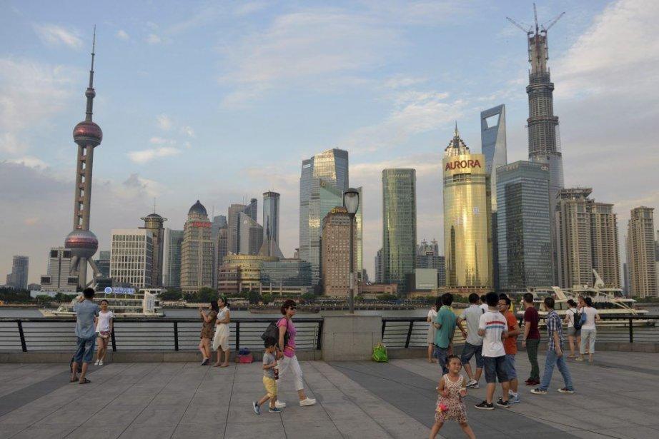 Les autorités chinoises, qui redoutent tout ce qui... (PHOTO PETER PARKS, REUTERS)