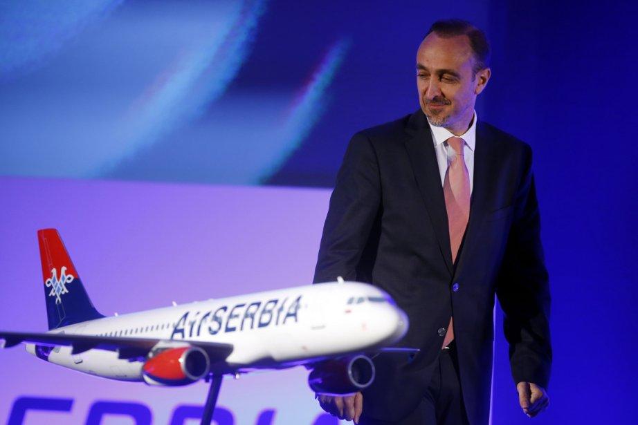 Etihad Airways a signé le 1er août un... (PHOTO MARKO DJURICA, AFP)
