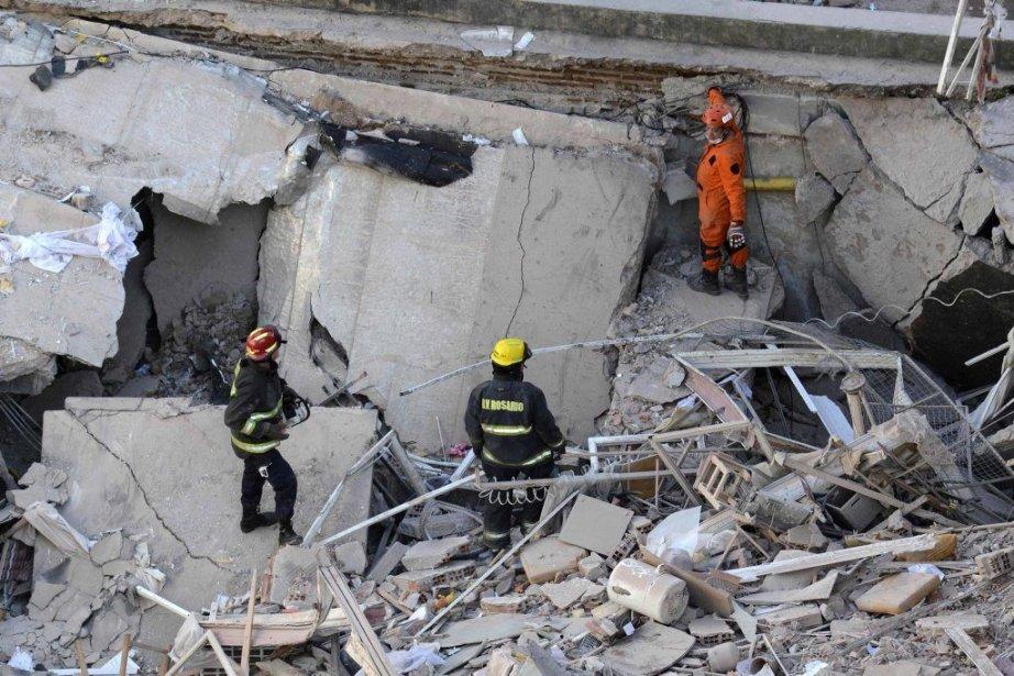 Sur les 62 blessés, 13 personnes sont encore... (Photo Federico Fernandez, REUTERS)