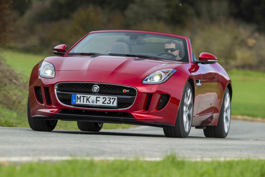 Jaguar F-Type (Photo fournie par Jaguar)