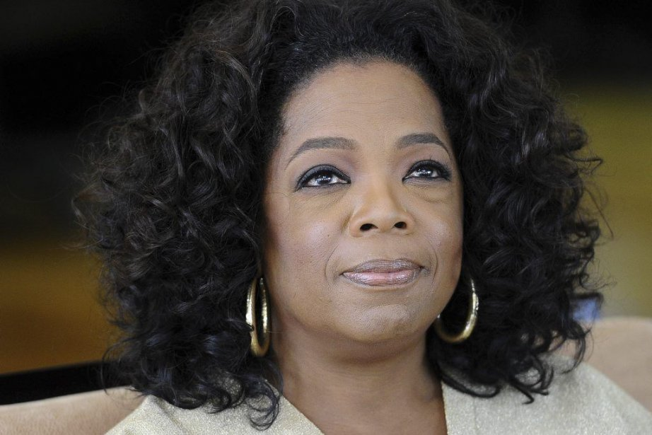 Oprah Winfrey... (Photo: AFP)