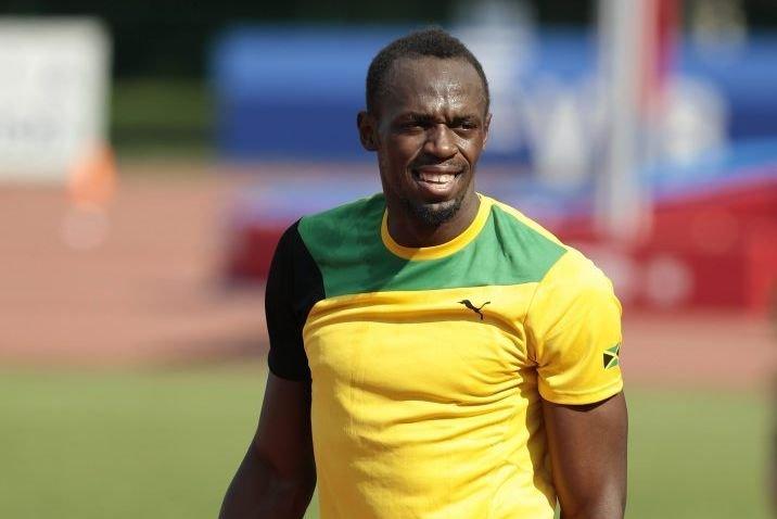 Usain Boltest seul grand favori de la course... (Photo Ivan Sekretarev, AP)