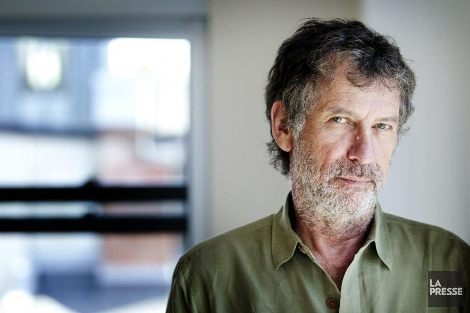 Le réalisateur Robert Morin... (Photo: Marco Campanozzi, archives La Presse)
