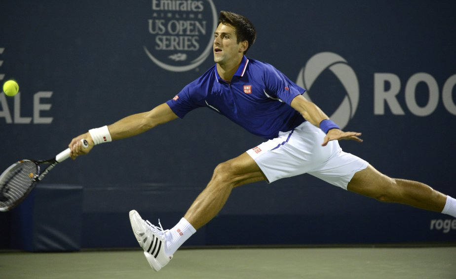 Novak Djokovic | 10 août 2013