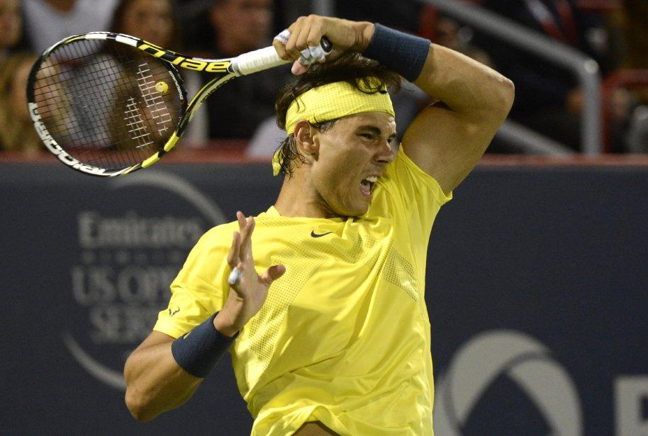 Rafael Nadal | 10 août 2013
