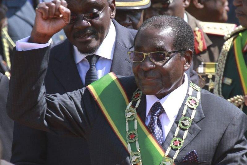 «Ceux qui sont choqués par la défaite peuvent... (Photo Tsvangirayi Mukwazhi, Associated Press)